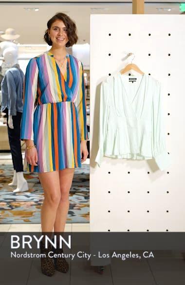 Waist Detail Jacquard Top, sales video thumbnail