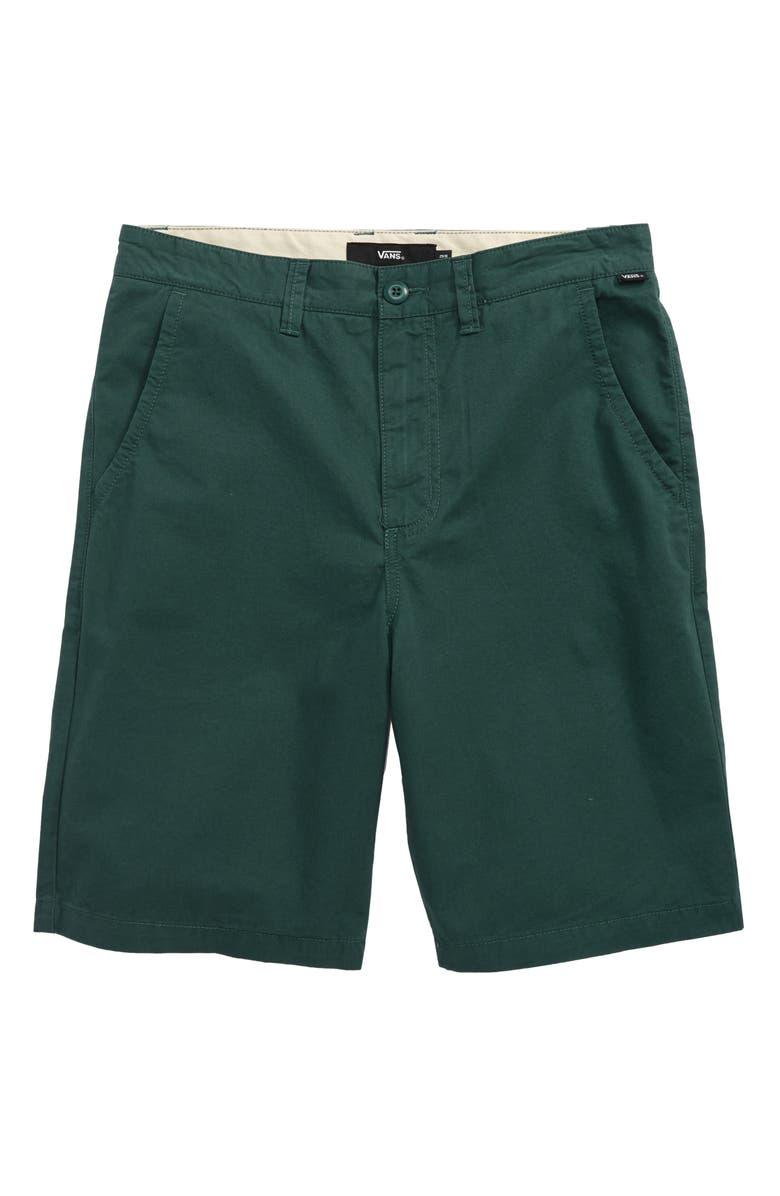 VANS Authentic Walk Shorts, Main, color, 303