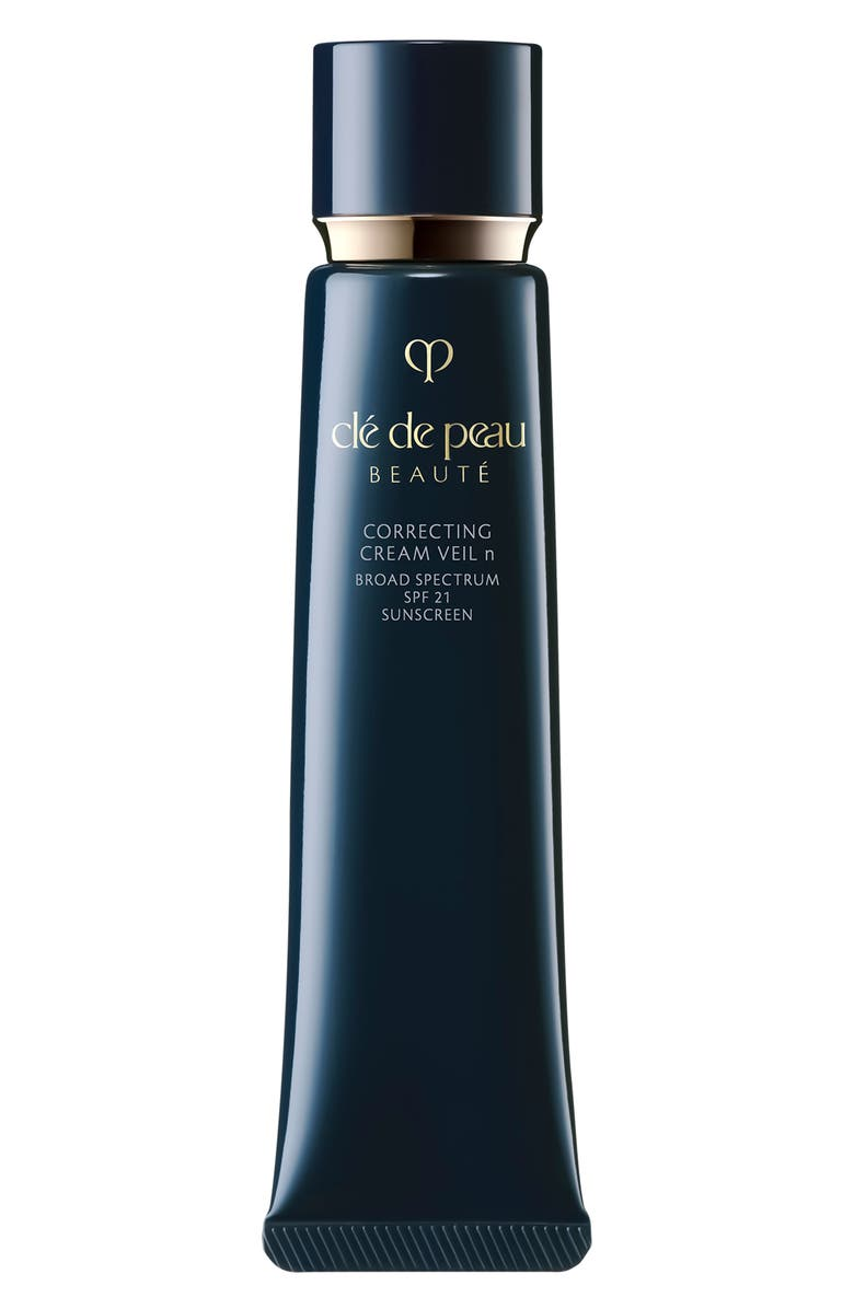 CLÉ DE PEAU BEAUTÉ Correcting Cream Veil SPF 21, Main, color, NO COLOR