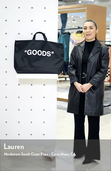 Goods Quote Tote, sales video thumbnail