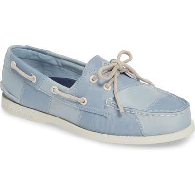 Sperry Authentic Original Bionic Boat Shoe, Blue