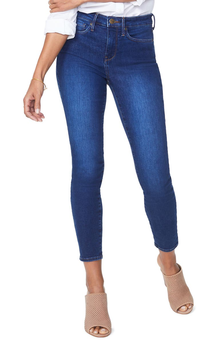 NYDJ Ami Ankle Skinny Jeans, Main, color, 020