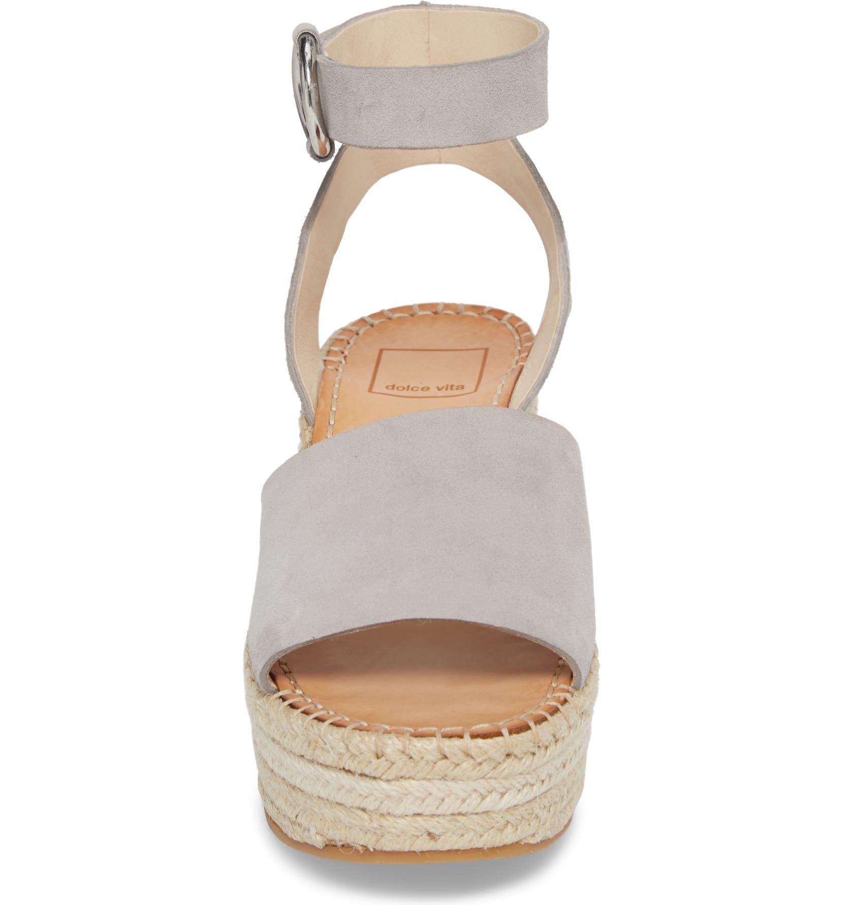 48911b296c0 Lesly Espadrille Platform Sandal