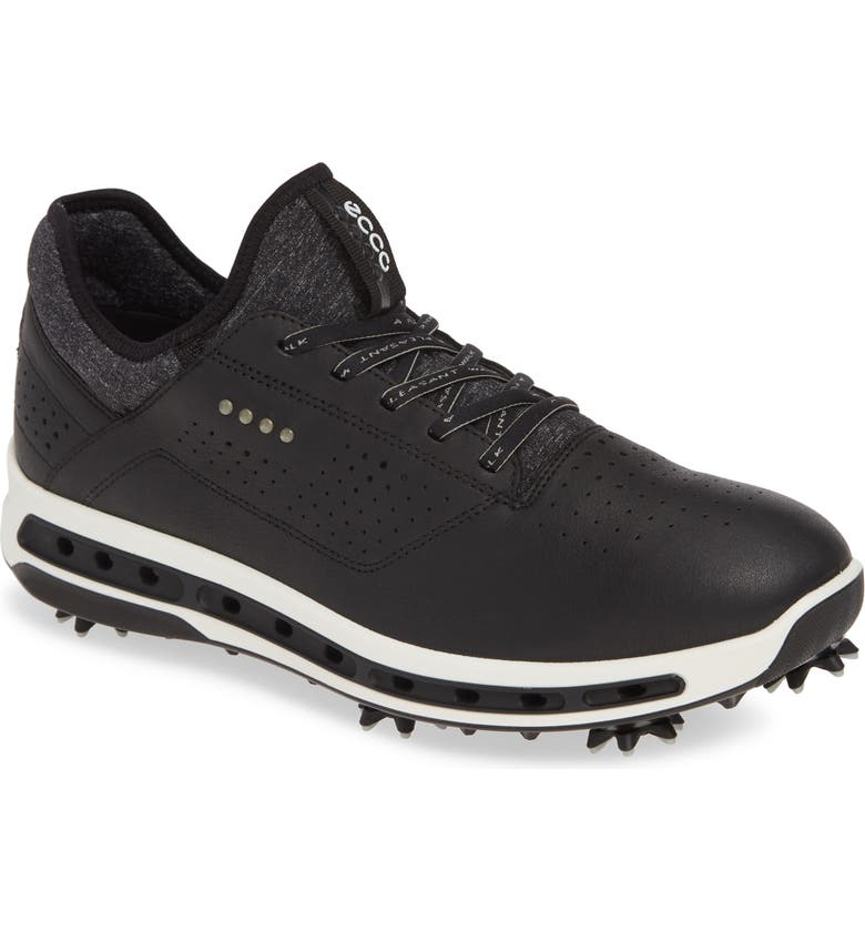 ECCO Cool 18 Gore-Tex Golf Shoe, Main, color, 009