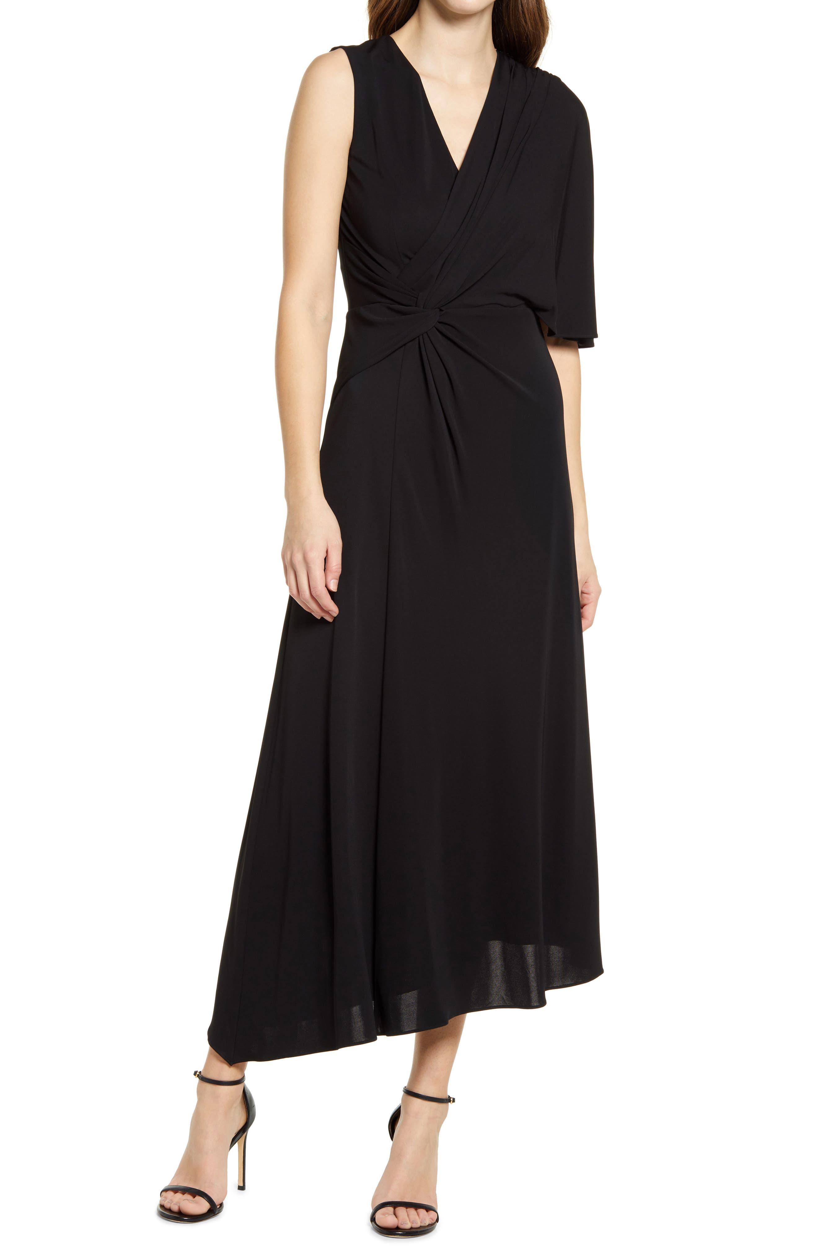 Women's Halston Evening Amora Asymmetrical Cocktail Dress
