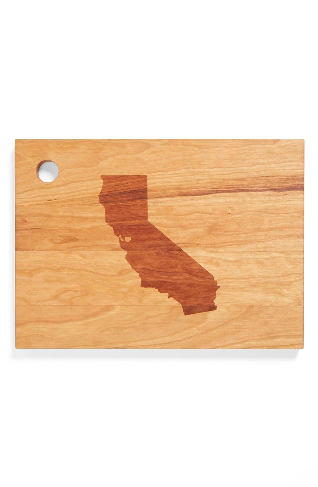 ,                             'State Silhouette' Cutting Board,                             Main thumbnail 53, color,                             250