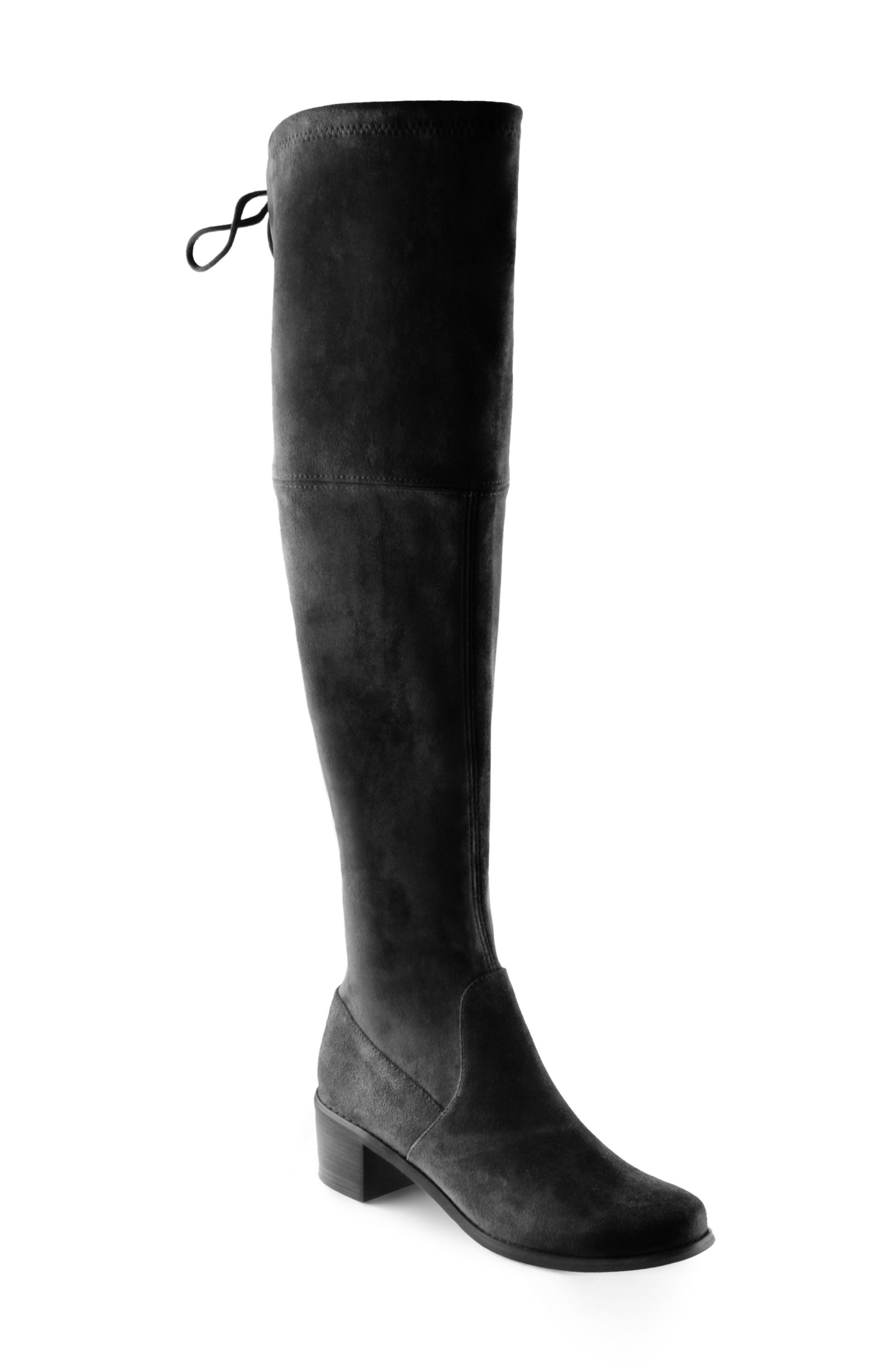 Fresno Water Resistant Over The Knee Boot