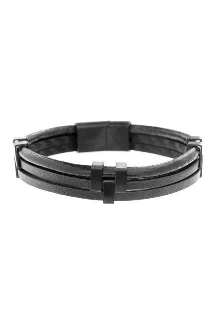 Image of Ben Sherman Triple Stranded Bracelet