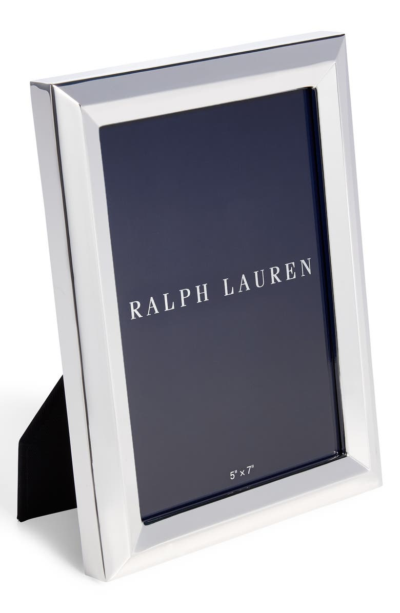 RALPH LAUREN Marcus Frame, Main, color, SILVER