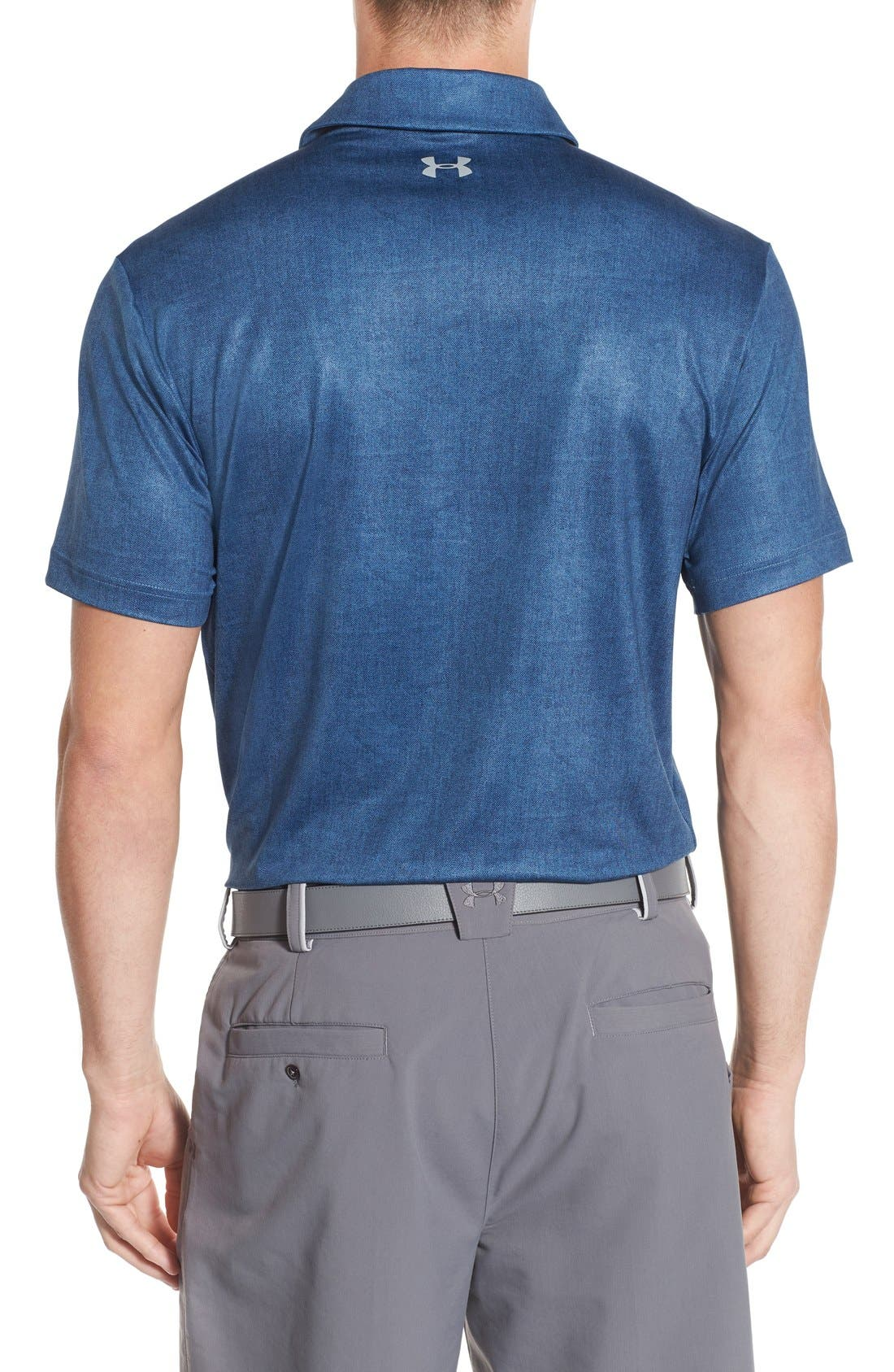 ,                             'Playoff' Loose Fit Short Sleeve Polo,                             Alternate thumbnail 328, color,                             483