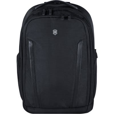 Victorinox Swiss Army Altmont Essentials Black Laptop Backpack - Black
