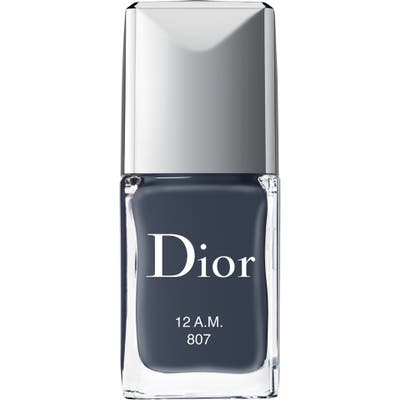 Dior Vernis Gel Shine & Long Wear Nail Lacquer - 807 12 A.m.