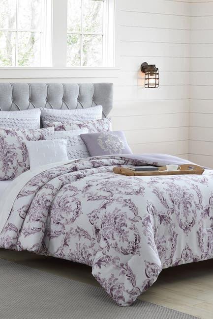 Image of Modern Threads Ava 8-Piece Fashion Comforter Set - Ava Thistle - Queen