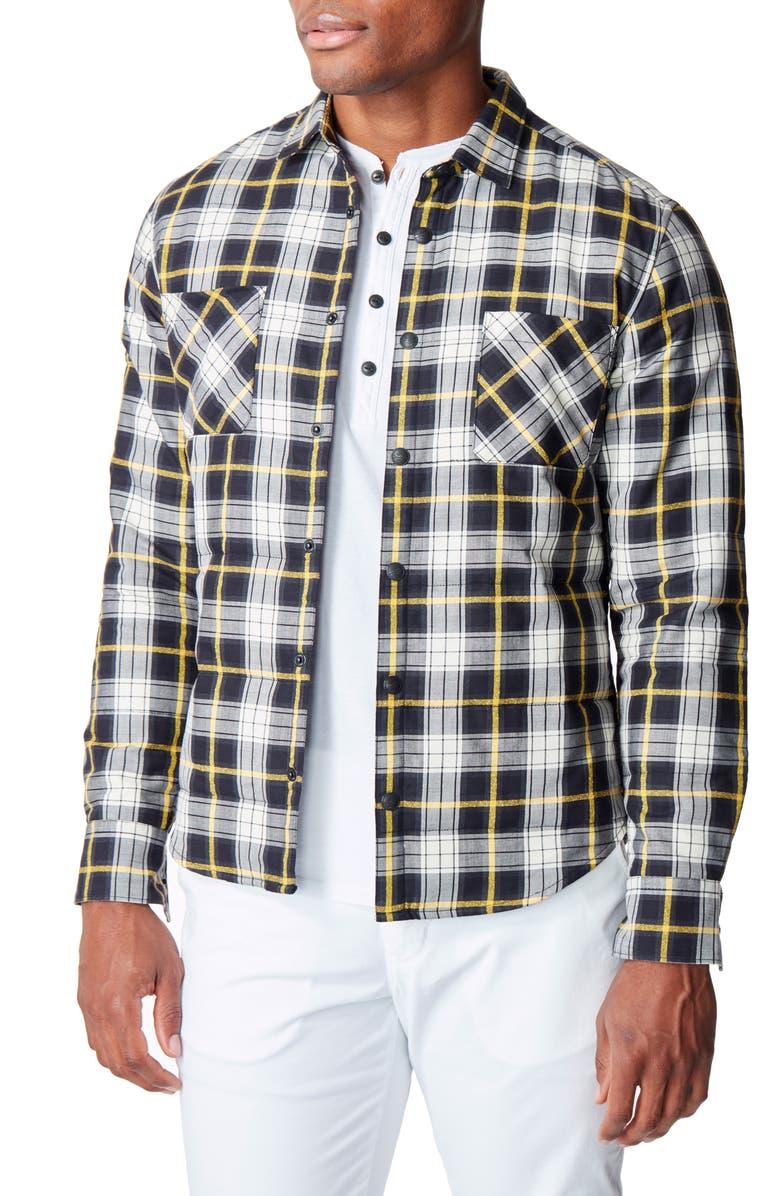 GOOD MAN BRAND Shirt Jacket, Main, color, SUN
