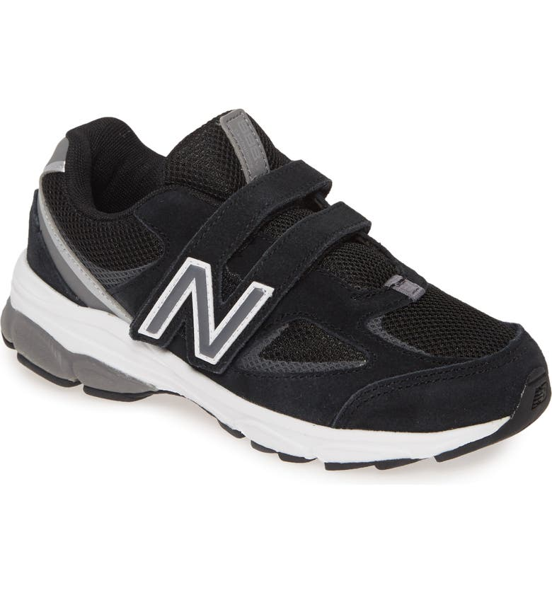 NEW BALANCE 888v2 Sneaker, Main, color, BLACK/ GREY