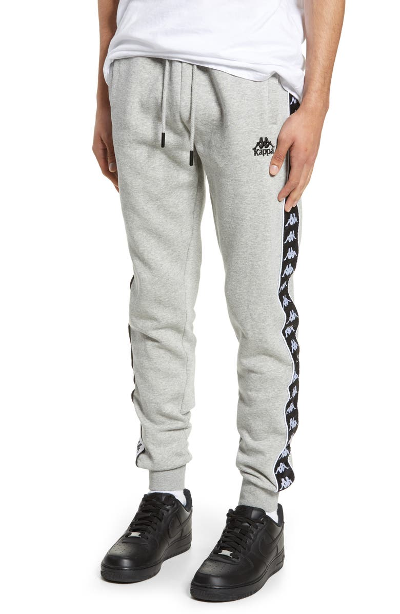 KAPPA Active 222 Banda Alanz Slim Sweatpants, Main, color, 020