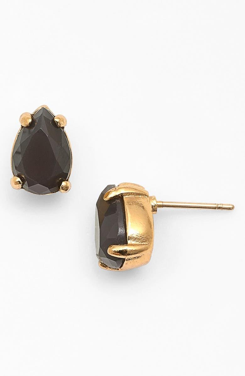 KATE SPADE NEW YORK 'branton square' teardrop stud earrings, Main, color, 025