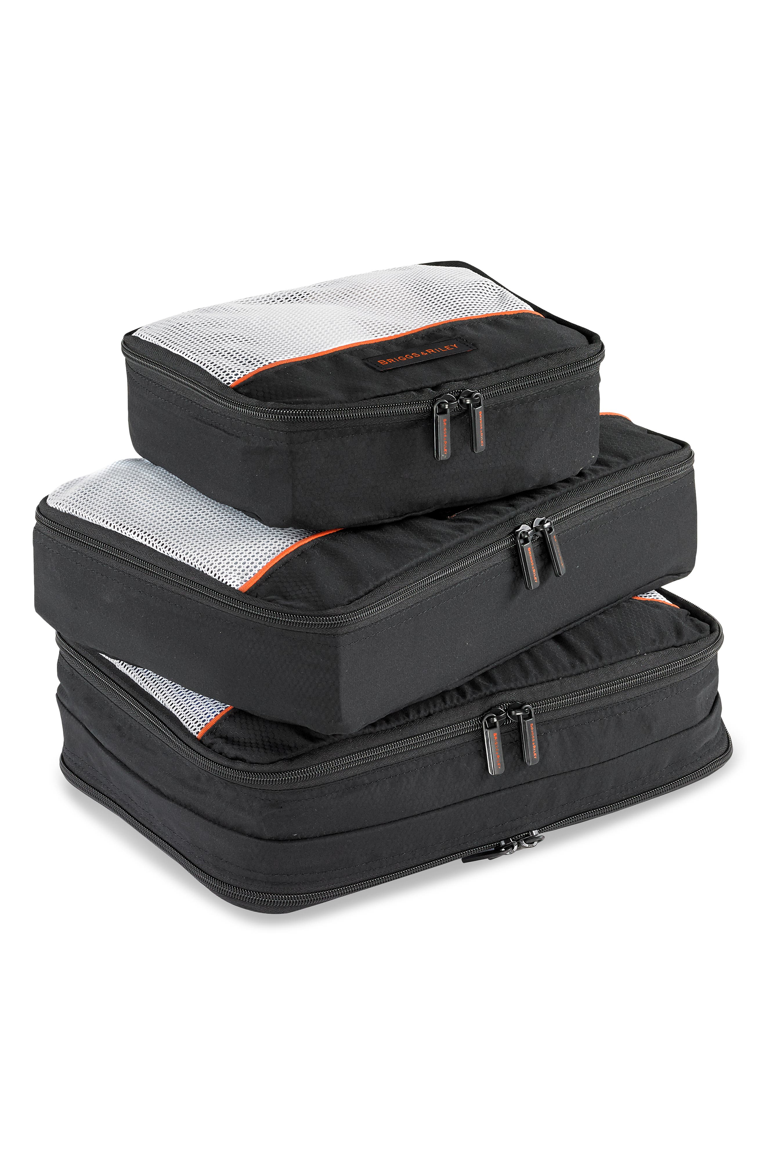 Set Of 3 Small Packing Cubes