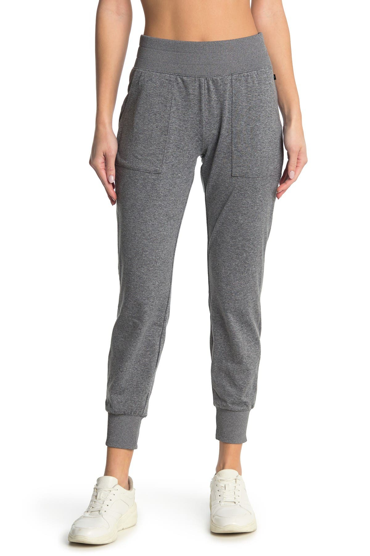 Image of Jessica Simpson Jodie Knit Jogger Pants