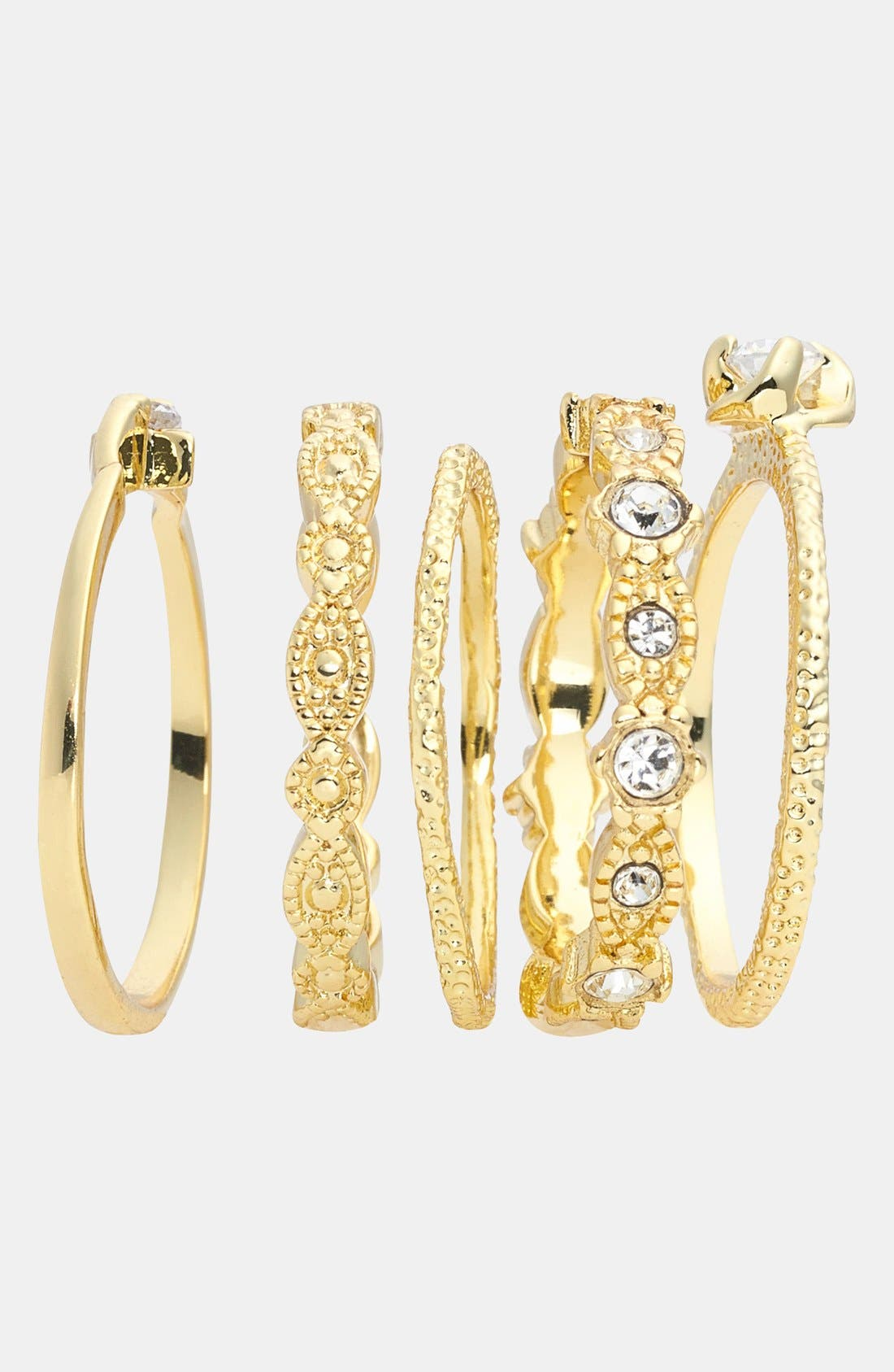 ,                             Stackable Rings,                             Alternate thumbnail 3, color,                             710