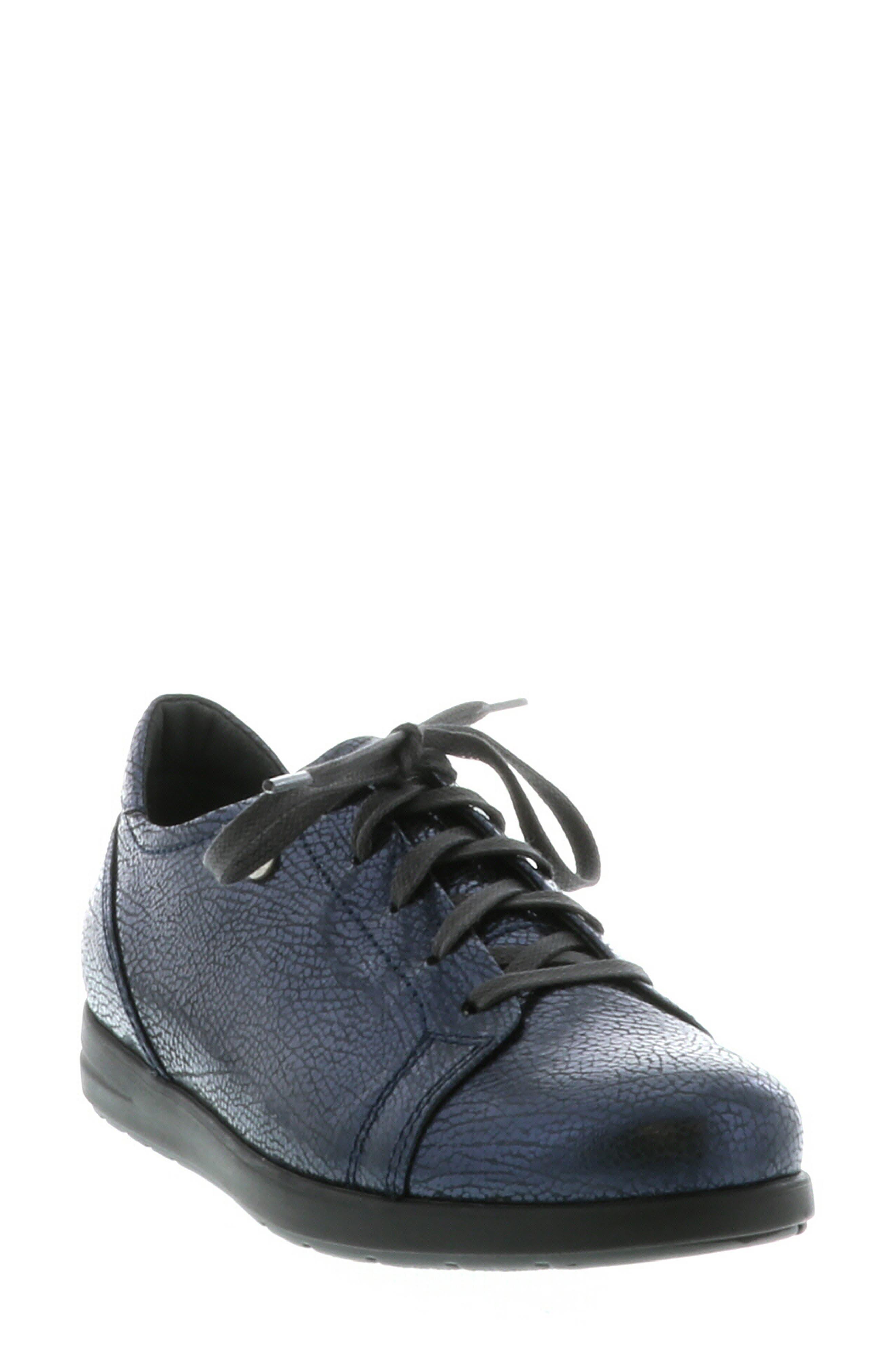 Wolky Kinetic Sneaker - Blue