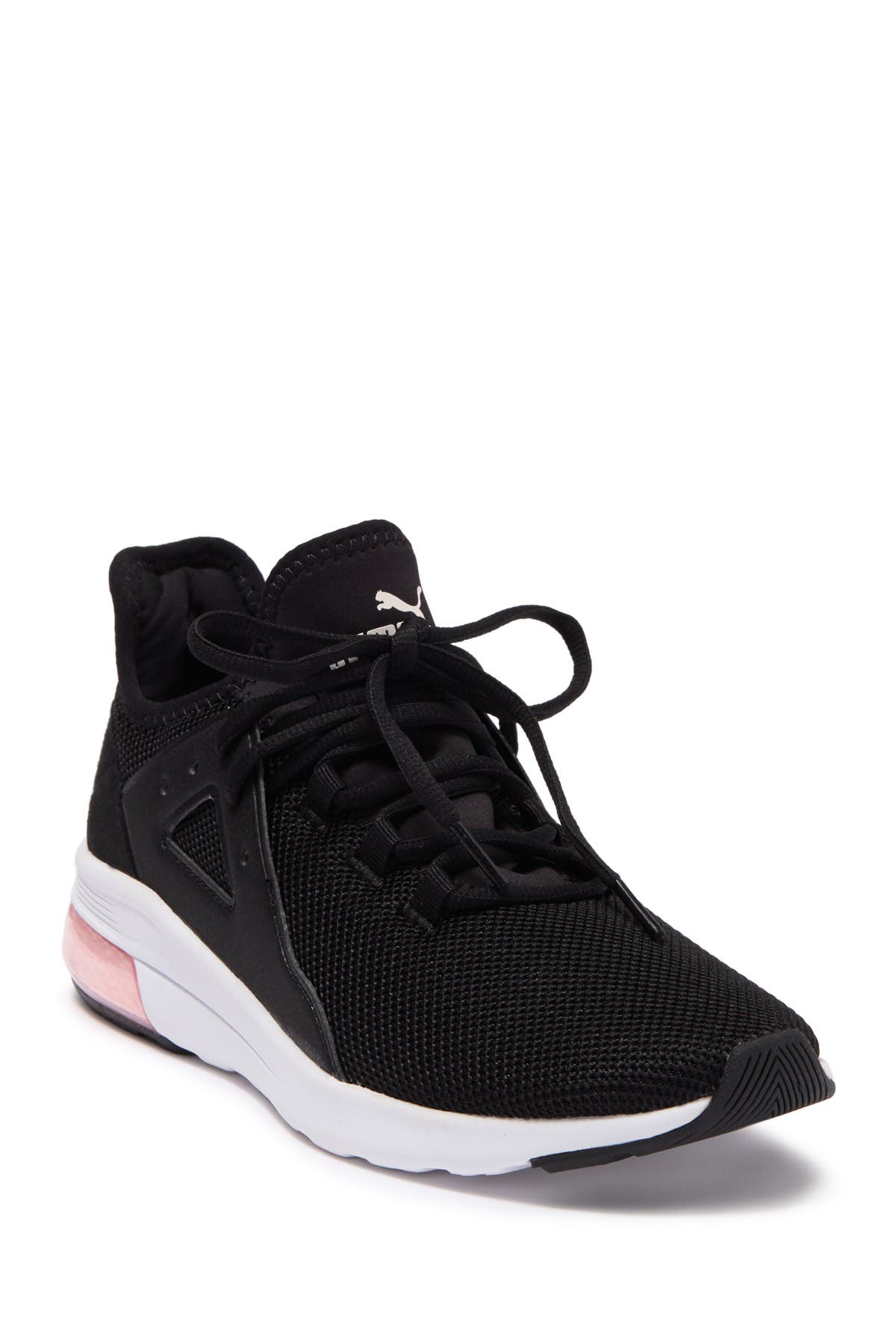 PUMA   Electron Street Knit Sneaker