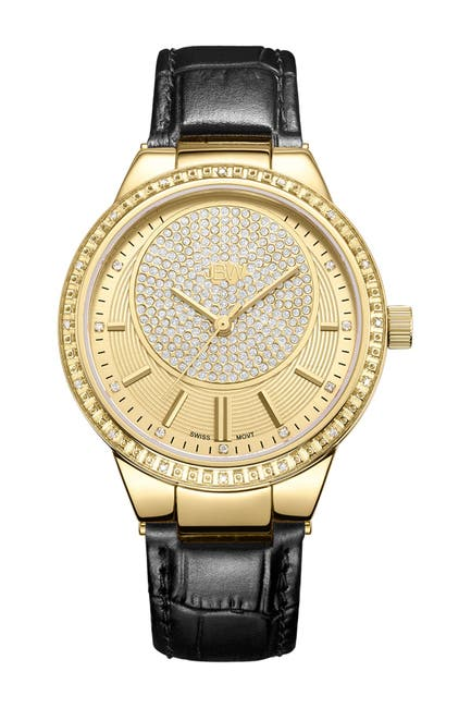 Image of JBW Women's Camille Diamond Watch, 38mm - 0.16 ctw