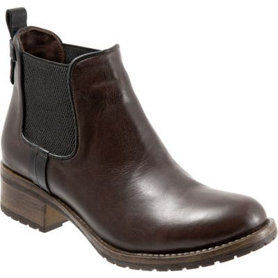 Bueno Cherish Chelsea Bootie - Brown