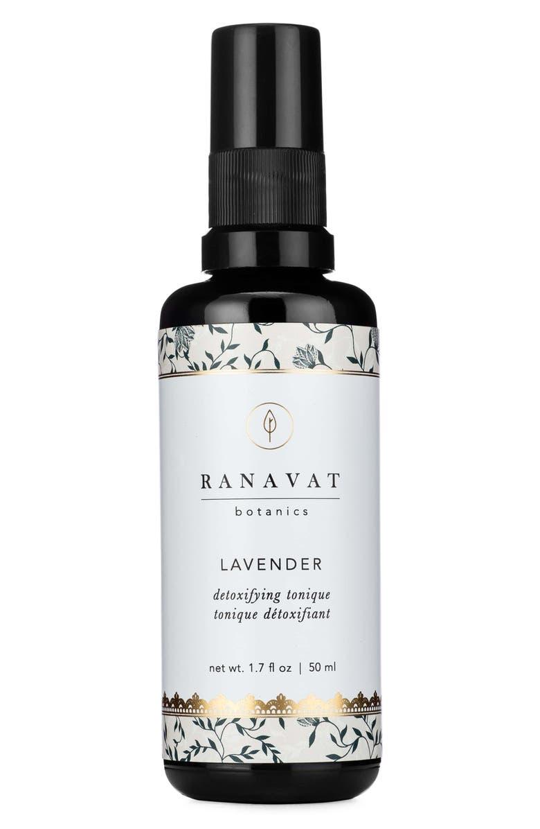 RANAVAT BOTANICS Lavender Detoxifying Tonique, Main, color, 300