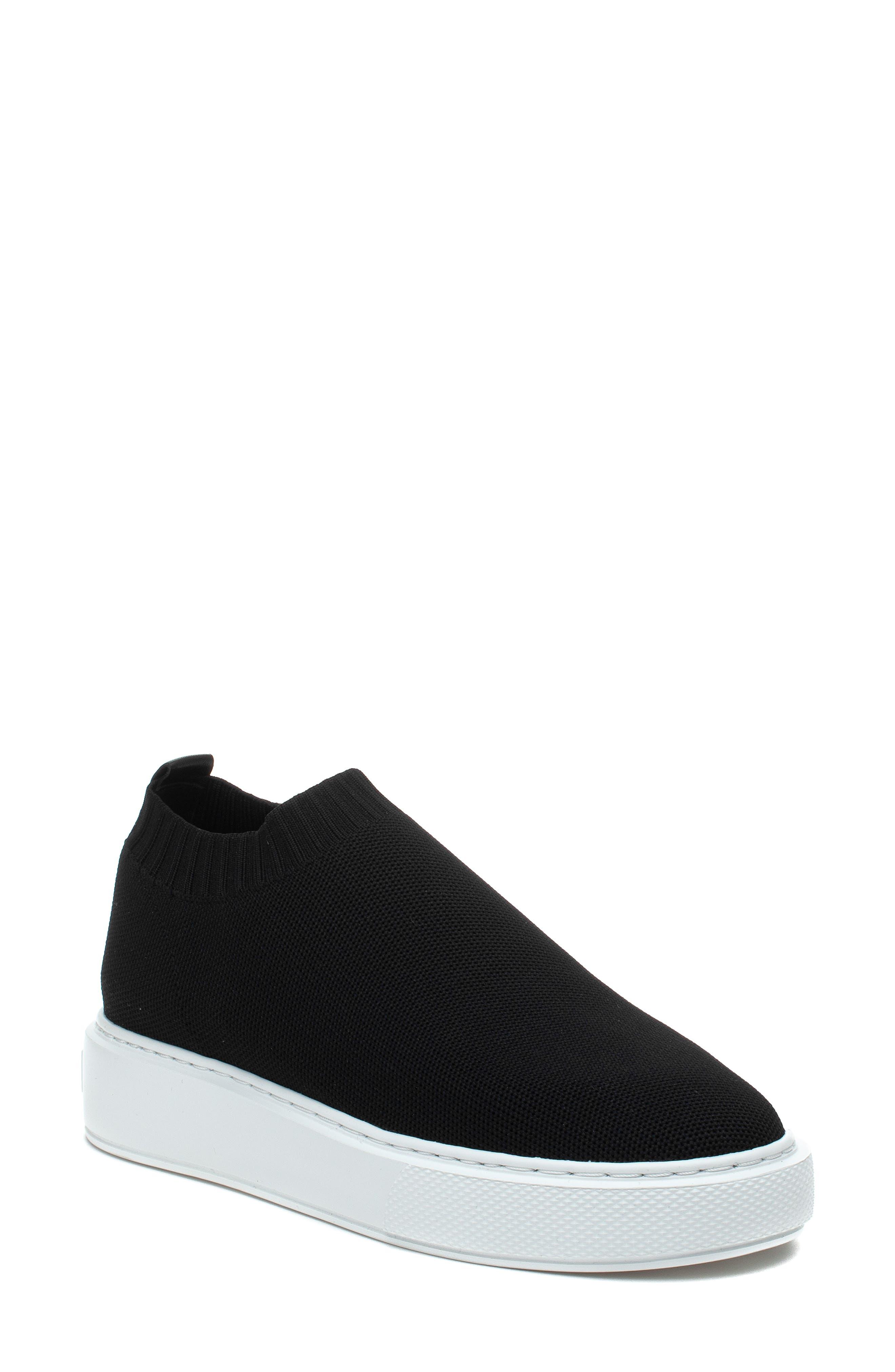 Image of J/Slides Daphnie Knit Slip-On Sneaker