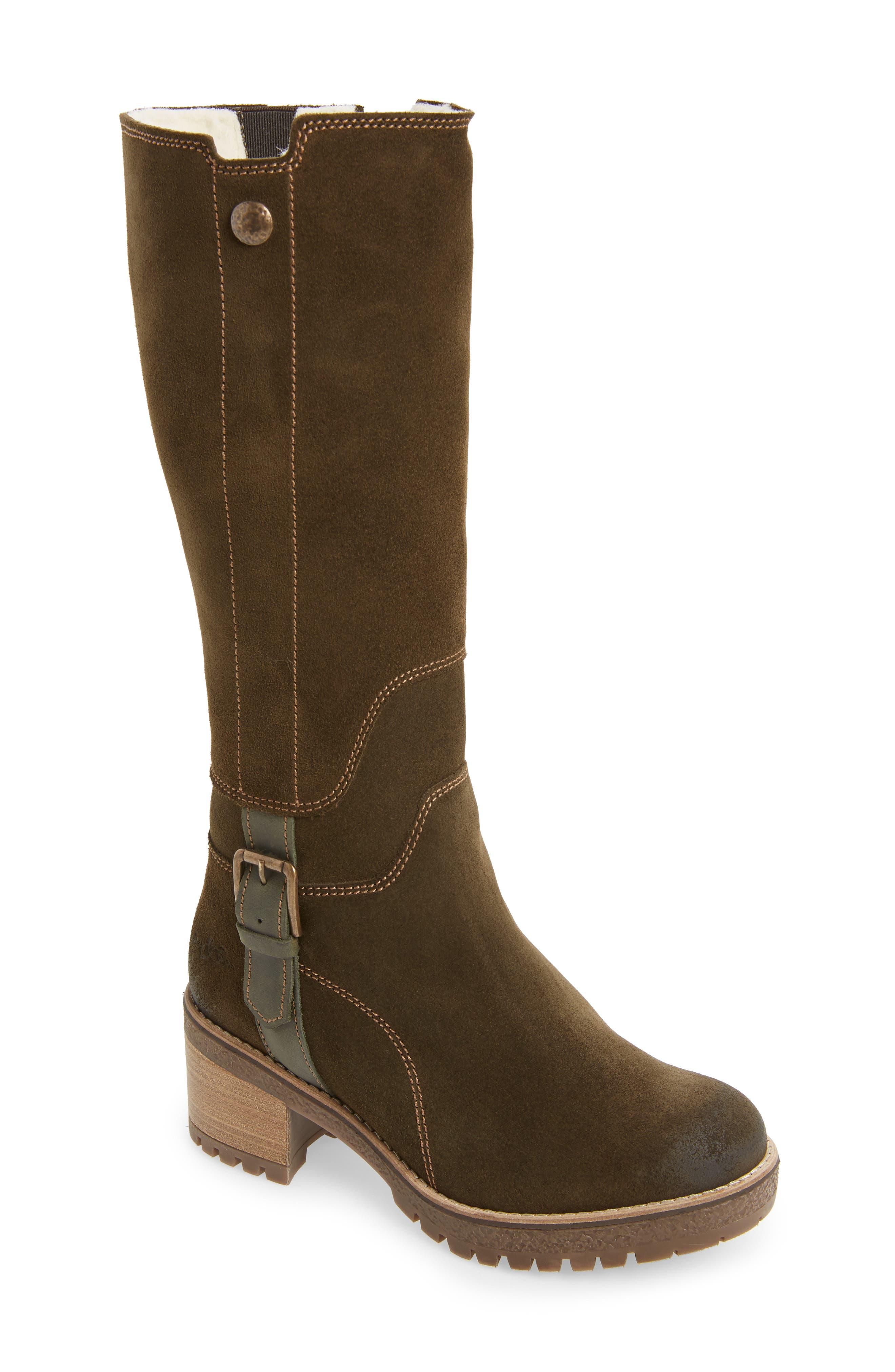Bos. & Co. Major Waterproof Boot - Green