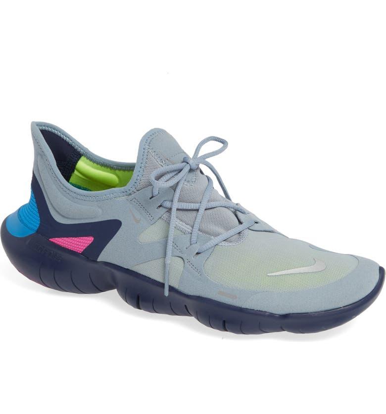 NIKE Free RN 5.0 Running Shoe, Main, color, 030