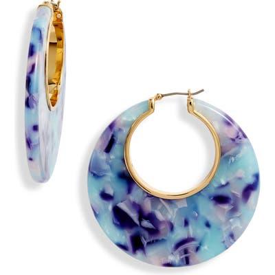 Kate Spade New York On The Dot Hoop Earrings