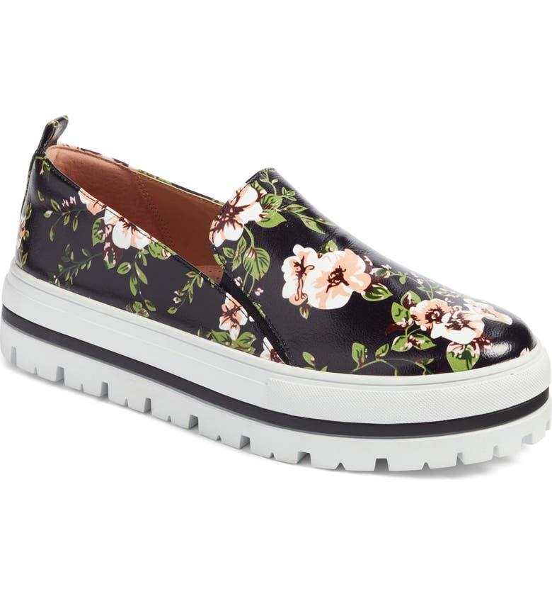 HALOGEN<SUP>®</SUP> Teagen Sneaker, Main, color, 002