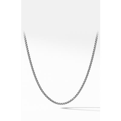 David Yurman Small Double Box Chain
