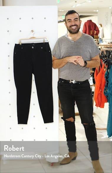 Sculpt High Waist Ankle Skinny Jeans, sales video thumbnail