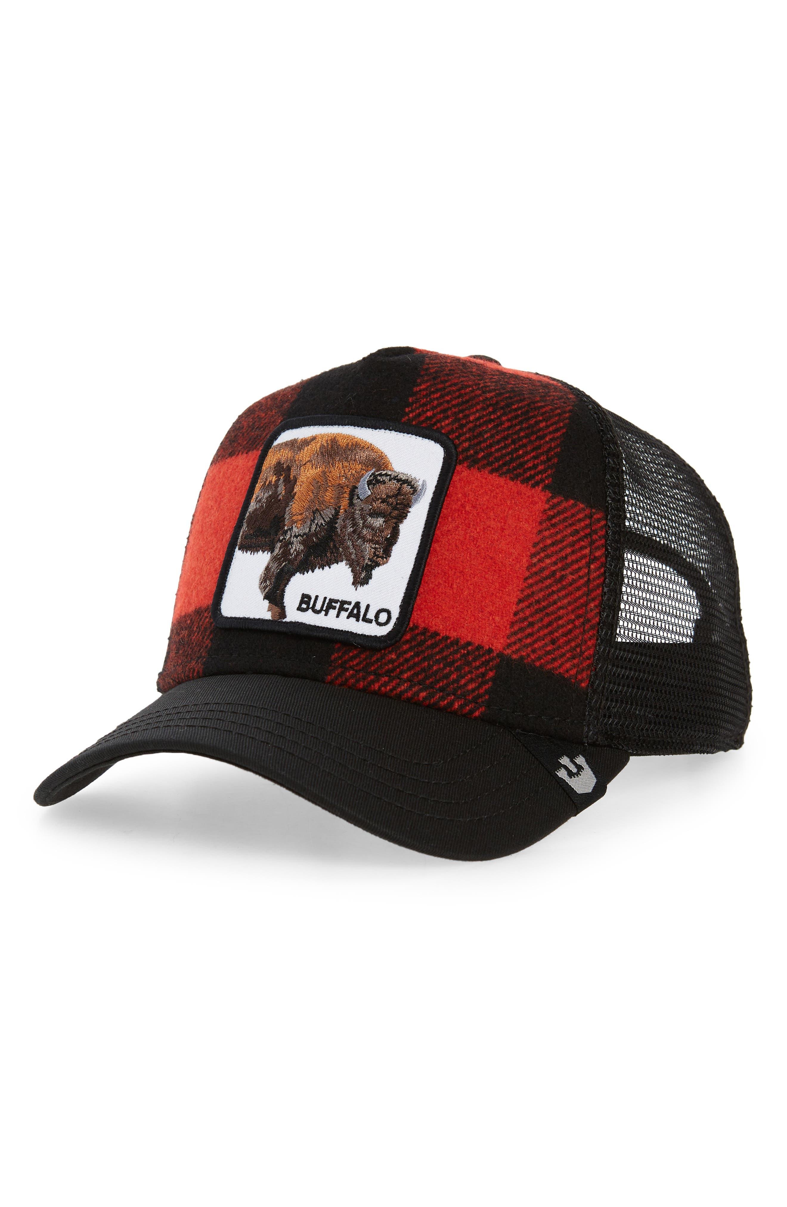 . Buffalo Trucker Hat
