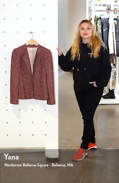 Tweed Knit Jacket, sales video thumbnail