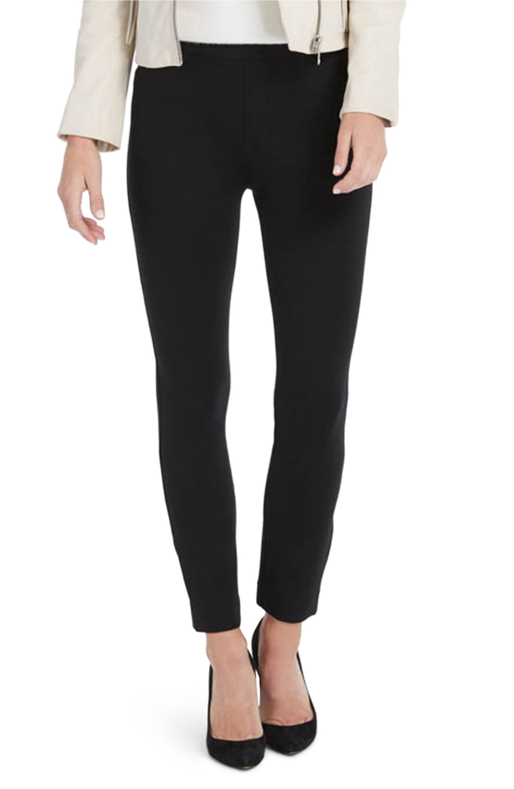 SPANX Perfect Black Pant Back Seam Skinny Pants at the NSALE