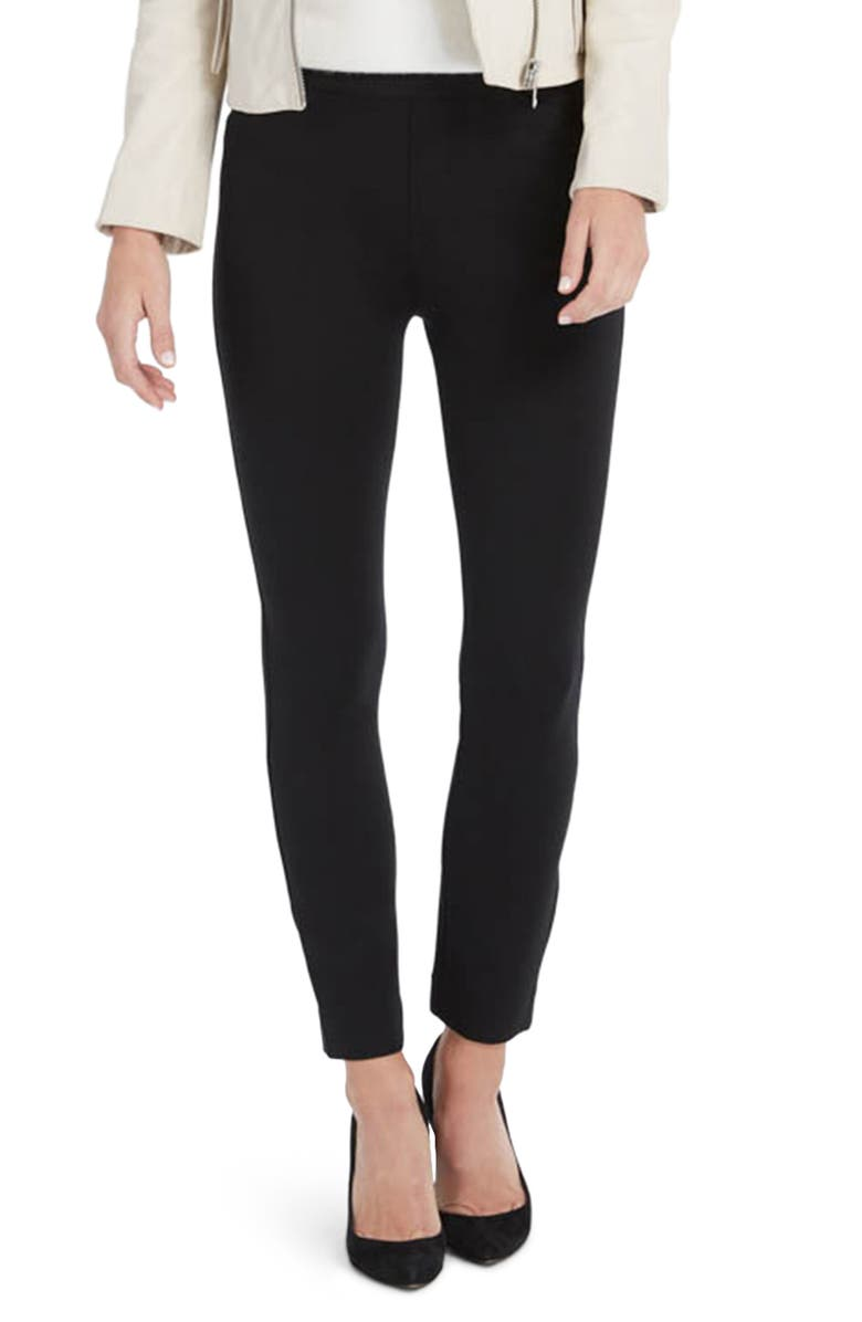 SPANX<SUP>®</SUP> The Perfect Black Pant - Back Seam Skinny Pants, Main, color, CLASSIC BLACK