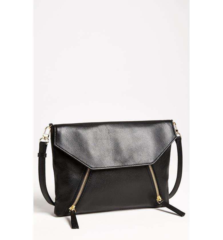 HALOGEN<SUP>®</SUP> Halogen Envelope Crossbody Bag, Main, color, 001