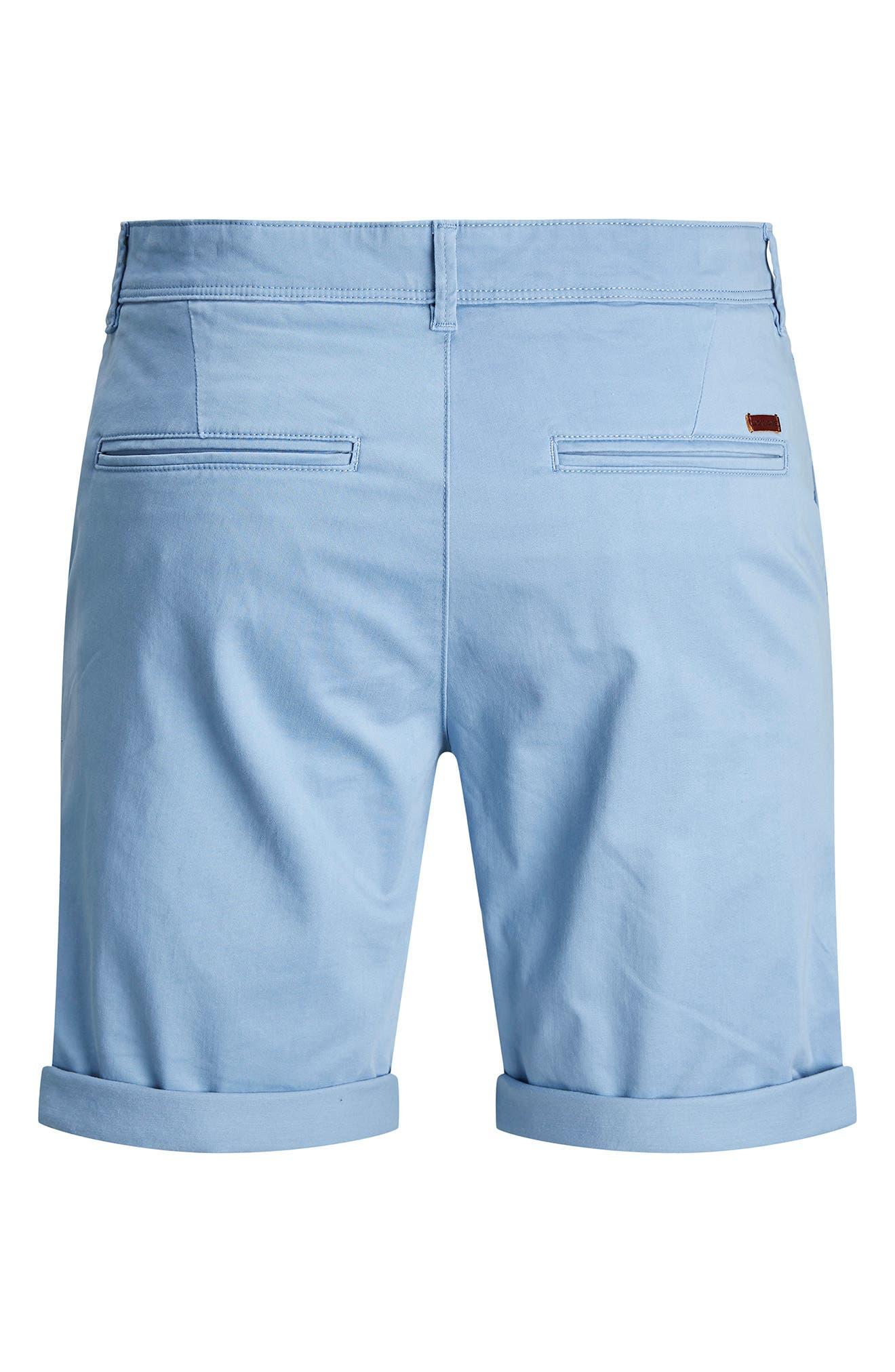 Jack & Jones Pants BOWIE CUFFED CHINO SHORTS