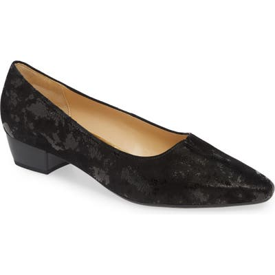 Gabor Low Pump- Black
