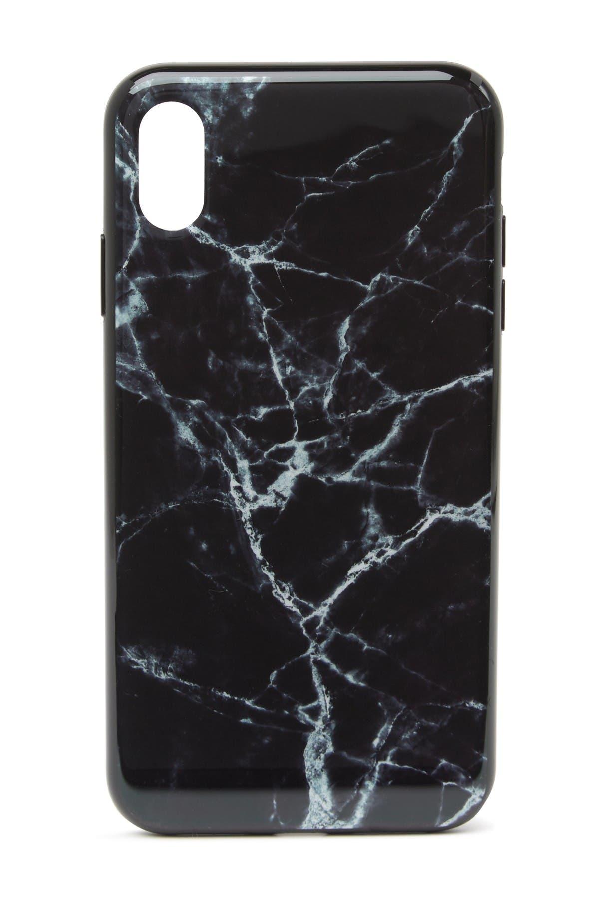 FELONY CASE Black Polished Marble iPhone 11 Max Case