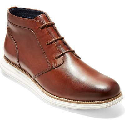 Cole Haan Original Grand Chukka Boot- Brown