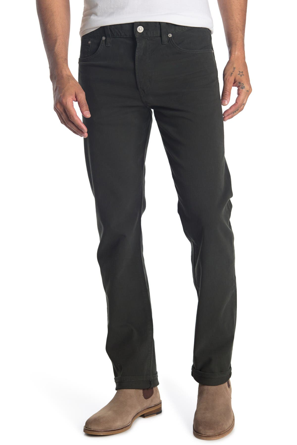Image of Citizens Of Humanity Core Slim Straight Fit Jeans