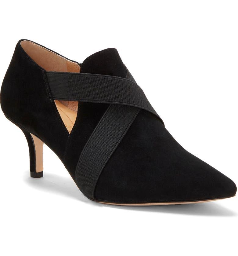 CC CORSO COMO<SUP>®</SUP> Diansko Ankle Boot, Main, color, BLACK SUEDE