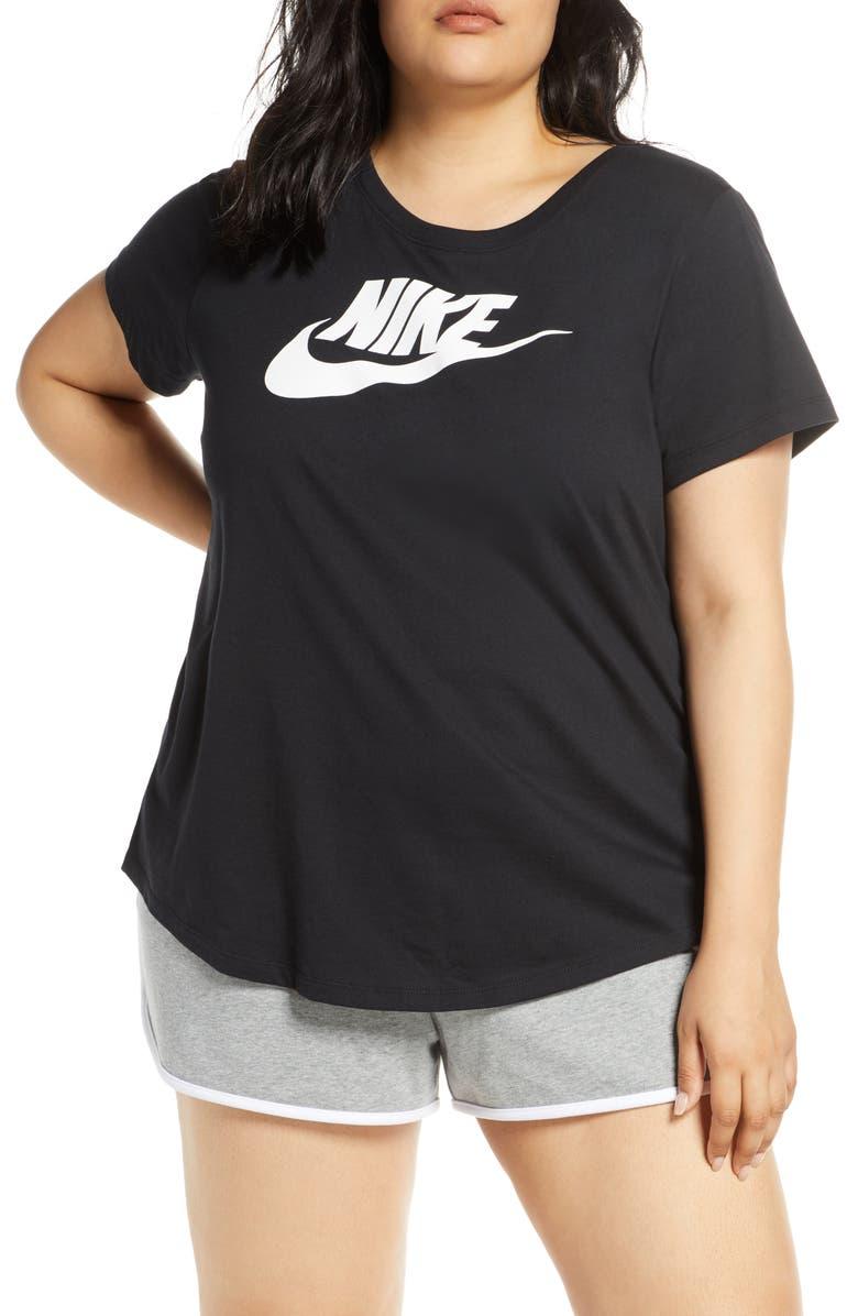 NIKE Sportswear Futura Tee, Main, color, 010