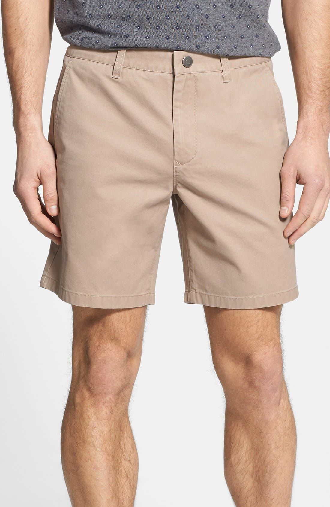 ,                             Washed Chino Shorts,                             Main thumbnail 31, color,                             280