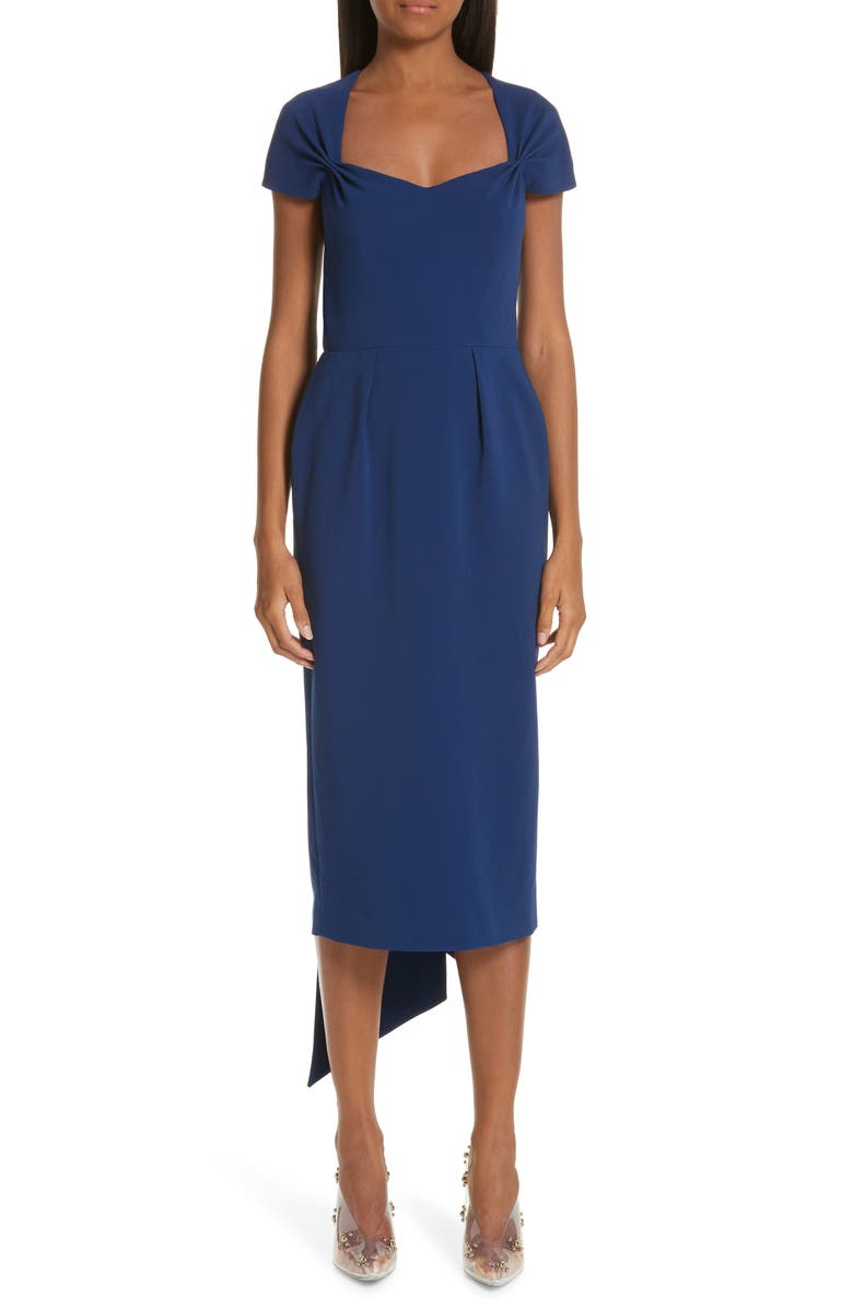 STELLA MCCARTNEY Midi Dress, Main, color, 400